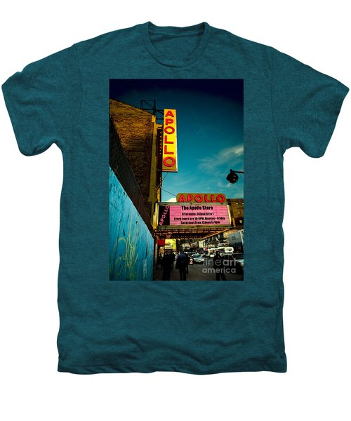 The Apollo Theater Men's Premium T-Shirt