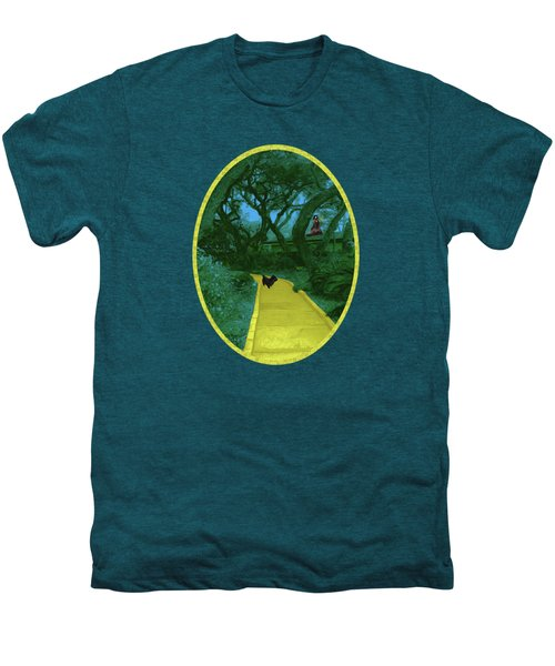 The Road To Oz Men's Premium T-Shirt