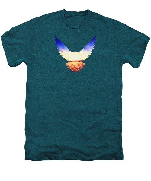 The Wild Wings Men's Premium T-Shirt by Philipp Rietz