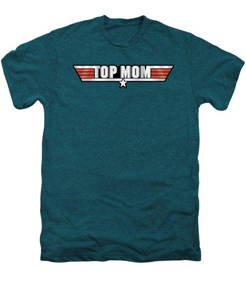 Top Mom Callsign Men's Premium T-Shirt by Fernando Miranda