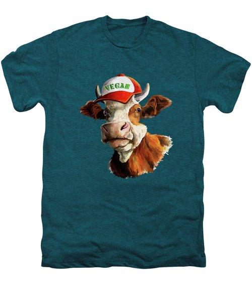 Vegan Men's Premium T-Shirt