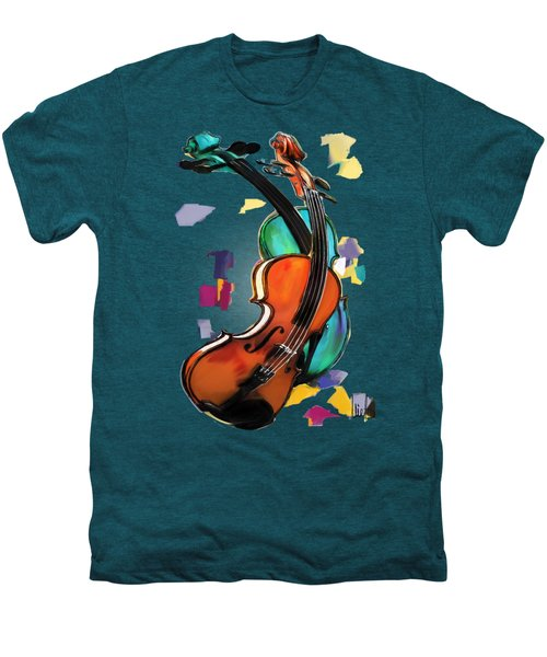 Violins Men's Premium T-Shirt