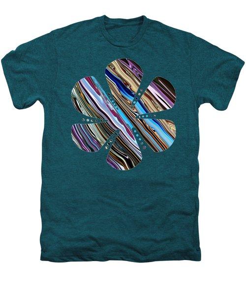 Whimsical Flower 3 Men's Premium T-Shirt