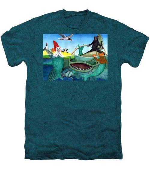 Wicked Kitty's Catfish Men's Premium T-Shirt