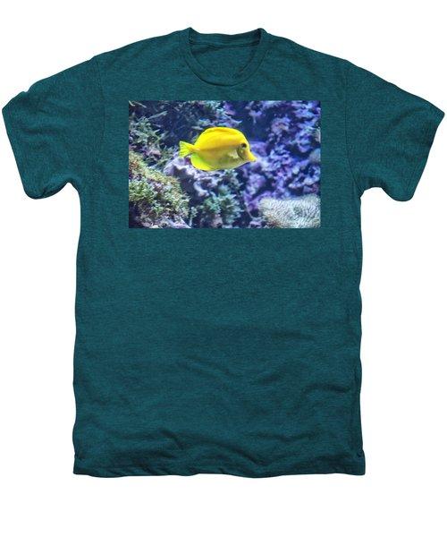 Yellow Tang Men's Premium T-Shirt