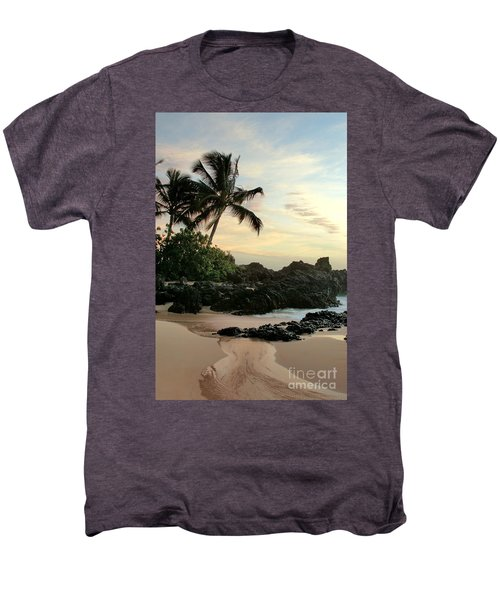 Edge Of The Sea Men's Premium T-Shirt