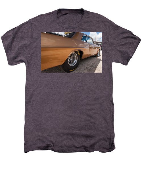 1963 Pontiac Lemans Race Car Men's Premium T-Shirt