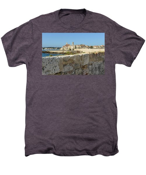Antibes France Men's Premium T-Shirt