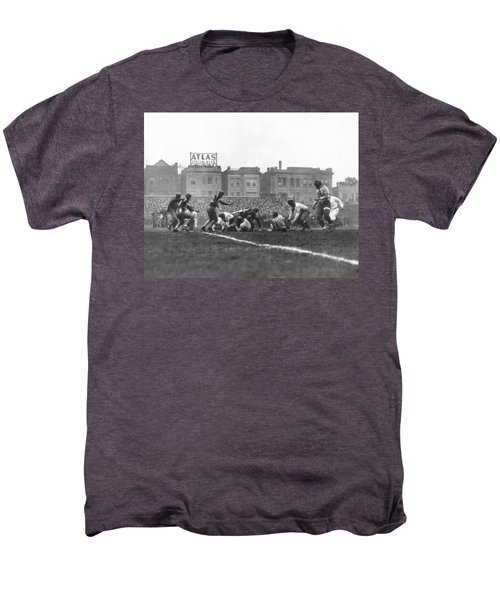 Bears Are 1933 Nfl Champions Men's Premium T-Shirt by Underwood Archives