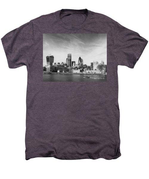 City Of London  Men's Premium T-Shirt