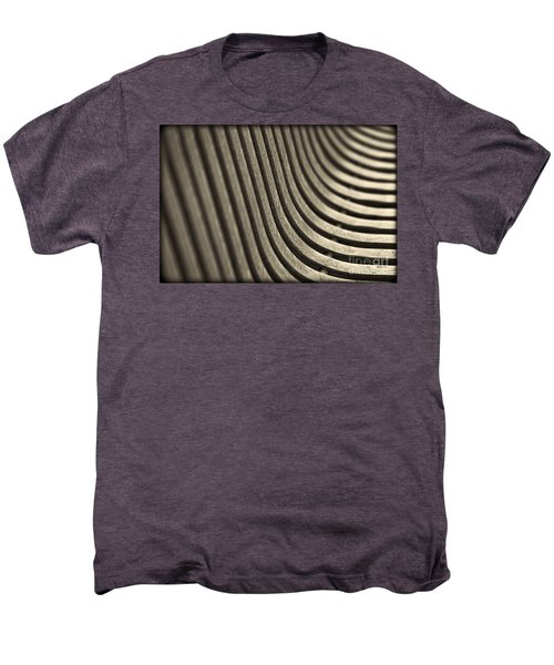 Men's Premium T-Shirt featuring the photograph Curves I. by Clare Bambers