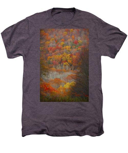 Fall Tunnel Men's Premium T-Shirt