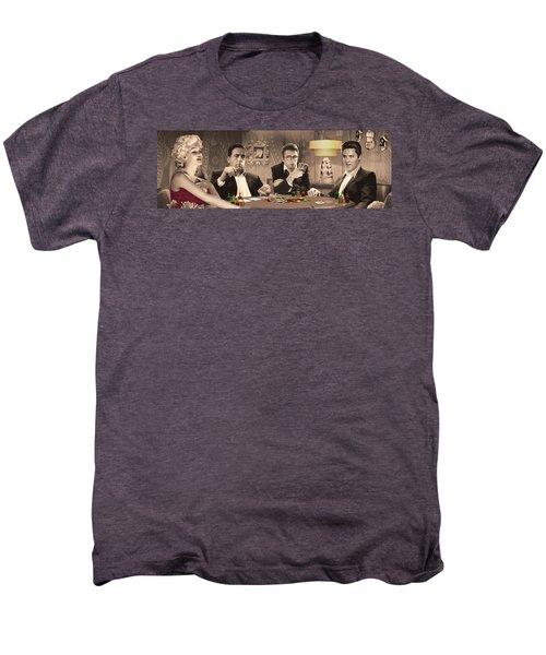 Four Of A Kind Men's Premium T-Shirt