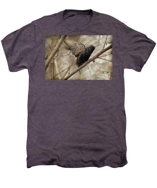 I'm Outta Here Men's Premium T-Shirt by Lois Bryan