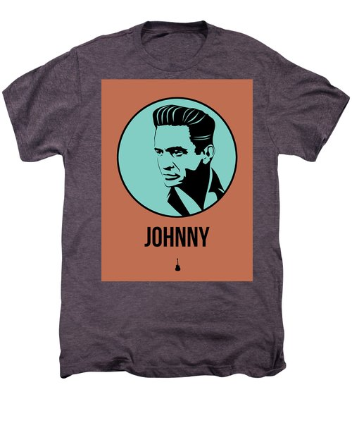 Johnny Poster 1 Men's Premium T-Shirt by Naxart Studio