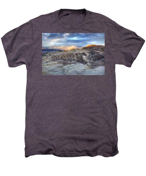 Manly Beacon Men's Premium T-Shirt by Juli Scalzi