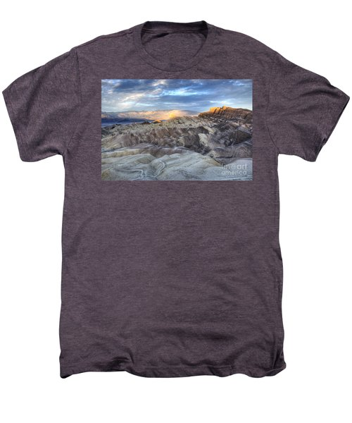 Manly Beacon Men's Premium T-Shirt