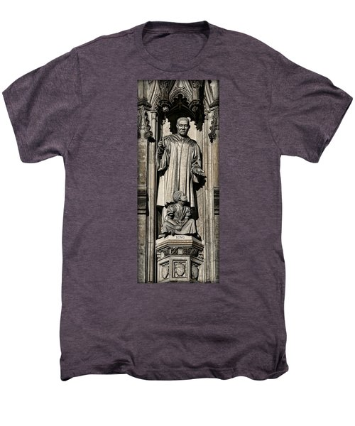 Mlk Memorial Men's Premium T-Shirt by Stephen Stookey