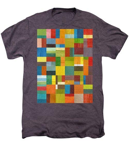 Multiple Exposures Lv Men's Premium T-Shirt