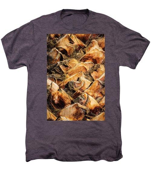 Palm Bark Men's Premium T-Shirt