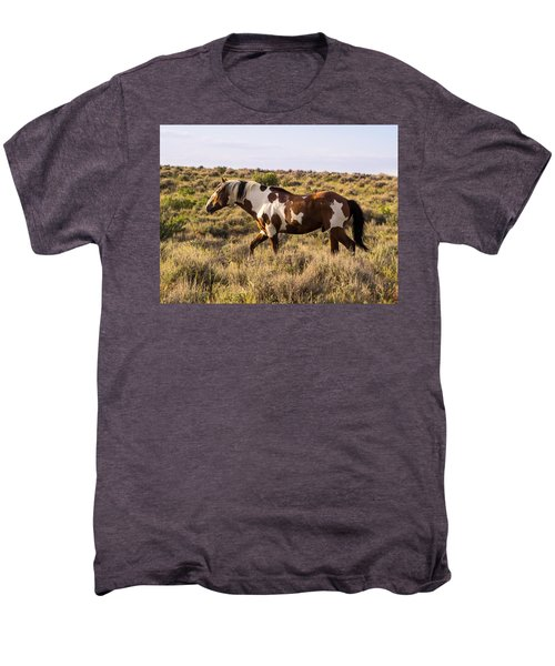 Picasso - King Of Sand Wash Basin Men's Premium T-Shirt