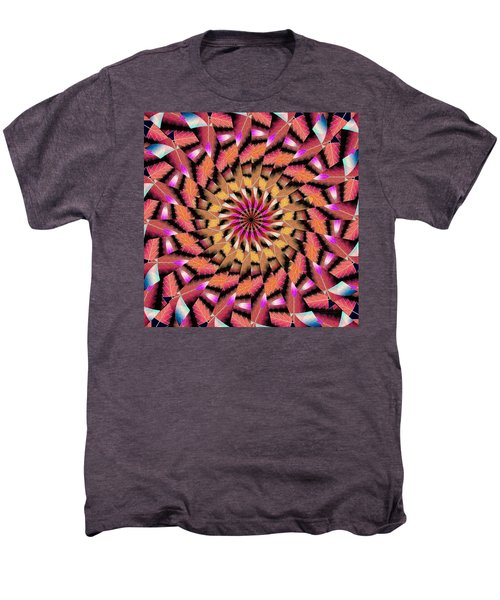 Rippled Source Kaleidoscope Men's Premium T-Shirt