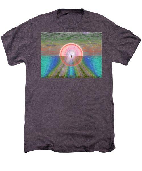 Sailors Warning Men's Premium T-Shirt by Tim Allen
