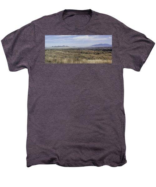 Sonoita Arizona Men's Premium T-Shirt by Lynn Geoffroy