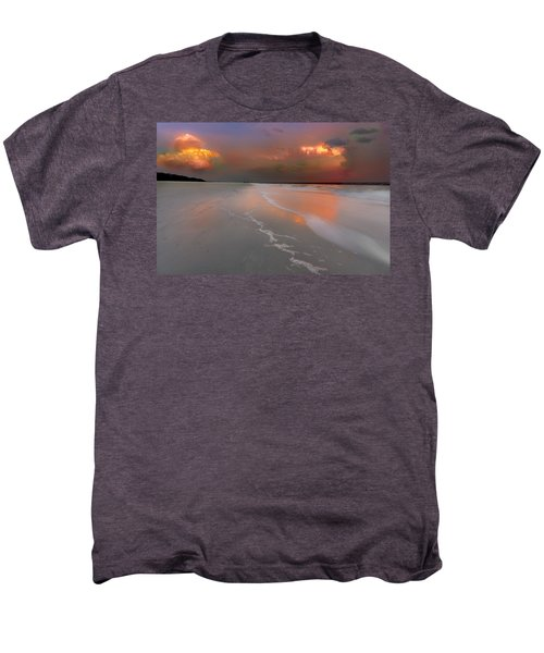 Sunset On Hilton Head Island Men's Premium T-Shirt