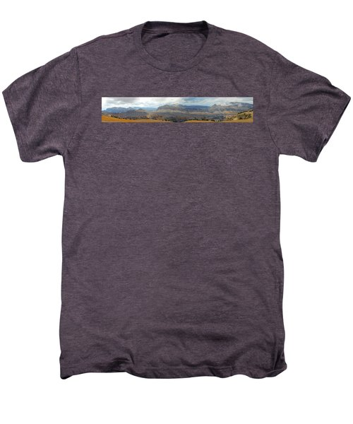 Teton Canyon Shelf Men's Premium T-Shirt