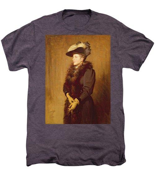 The Artists Wife, 1893 Men's Premium T-Shirt