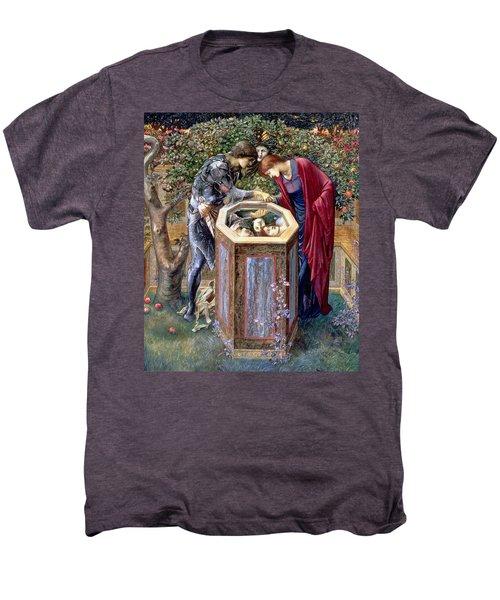 The Baleful Head, C.1876 Men's Premium T-Shirt by Sir Edward Coley Burne-Jones