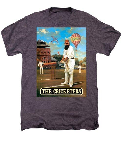 The Cricketers Men's Premium T-Shirt