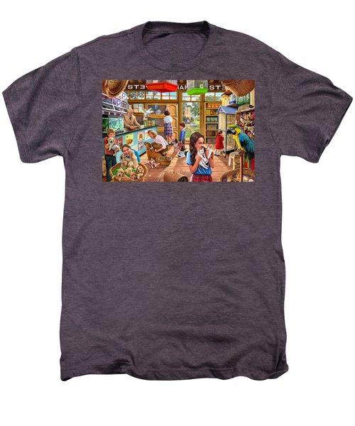 The Pet Shop Men's Premium T-Shirt