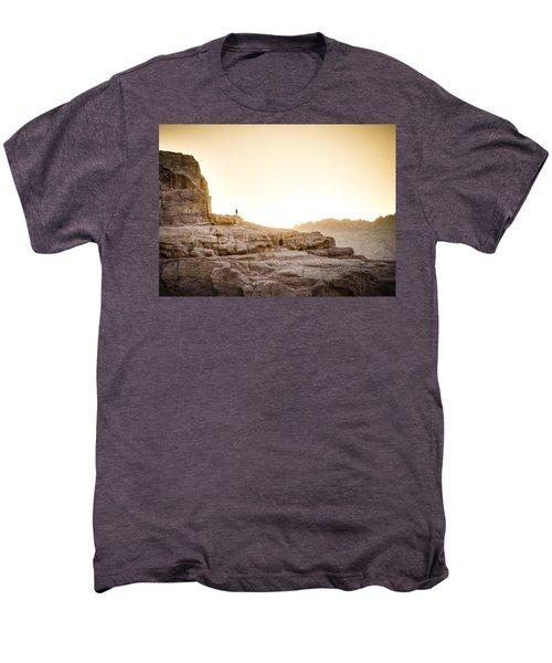Traveler Men's Premium T-Shirt