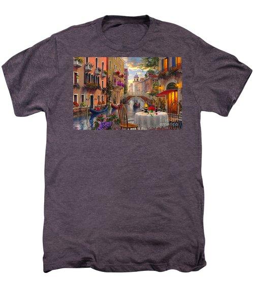 Venice Al Fresco Men's Premium T-Shirt