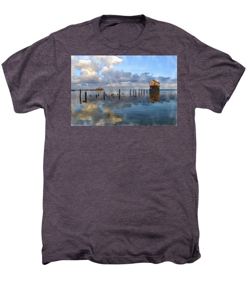 Ambergris Caye Belize Men's Premium T-Shirt