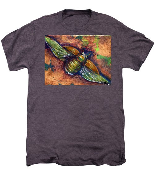 Copper Beetle Men's Premium T-Shirt