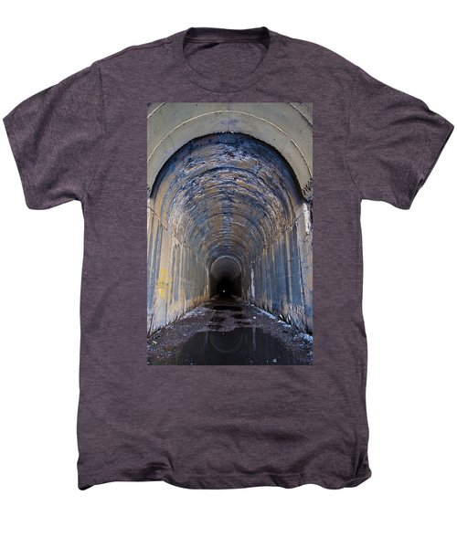Hidden Tunnel Men's Premium T-Shirt