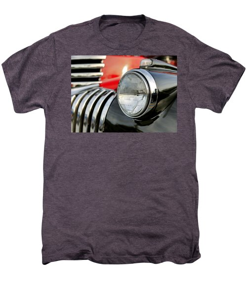 Pickup Chevrolet Headlight. Miami Men's Premium T-Shirt