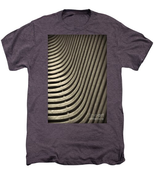 Men's Premium T-Shirt featuring the photograph Upward Curve. by Clare Bambers
