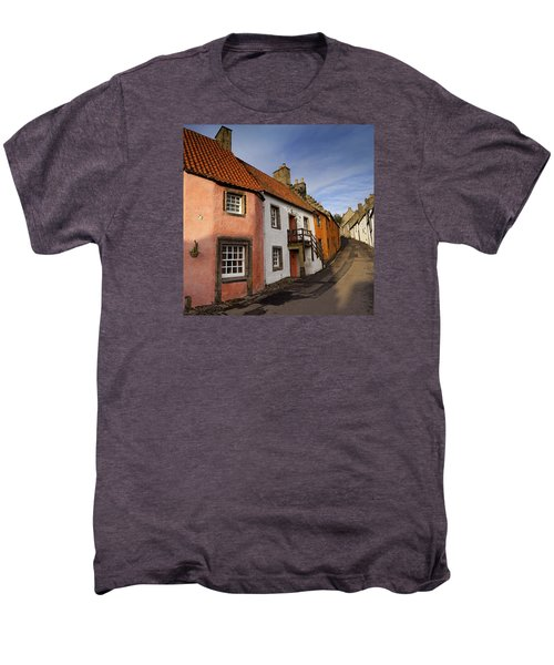 Men's Premium T-Shirt featuring the photograph Culross by Jeremy Lavender Photography