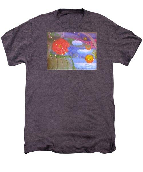 Fantasy Garden Men's Premium T-Shirt