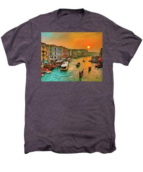 Imbarcando. Venezia Men's Premium T-Shirt
