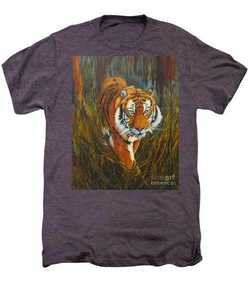 Out Of The Woods Men's Premium T-Shirt by Beatrice Cloake