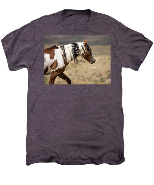 Picasso Of Sand Wash Basin Men's Premium T-Shirt