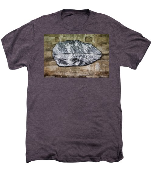 Westminster Military Memorial Men's Premium T-Shirt by Stephen Stookey