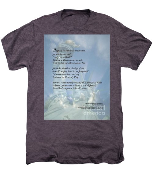 Writer, Artist, Phd. Men's Premium T-Shirt by Dothlyn Morris Sterling