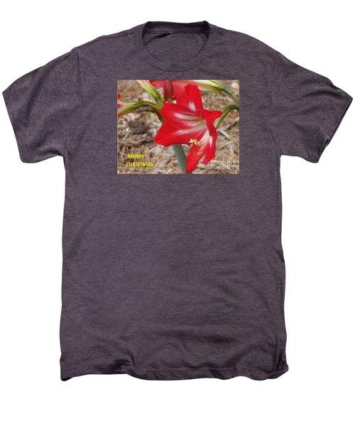 Christmas Card Men's Premium T-Shirt