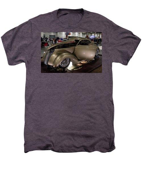 Men's Premium T-Shirt featuring the photograph 1937 Ford Coupe by Randy Scherkenbach